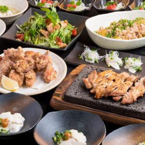 をどり 大手町店 トップ 名物料理や旬の味覚を楽しめる宴会コース